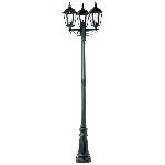 Endon Burford YG-3012 triple lamppost